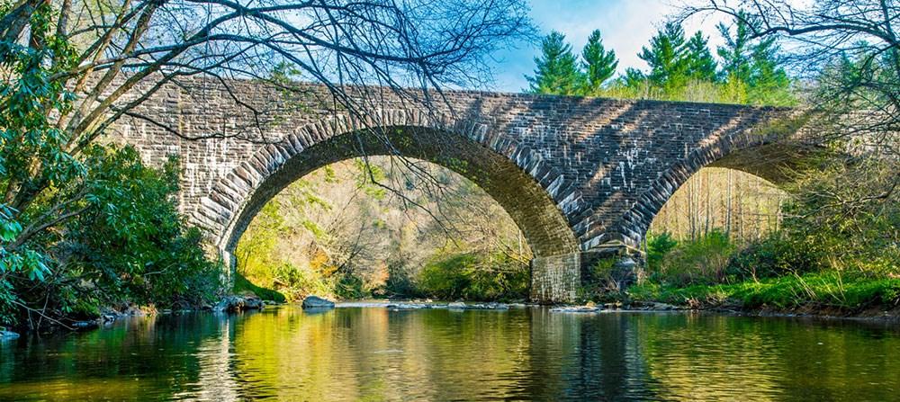 Blue Ridge Parkway Announces Linville River Bridge Repairs