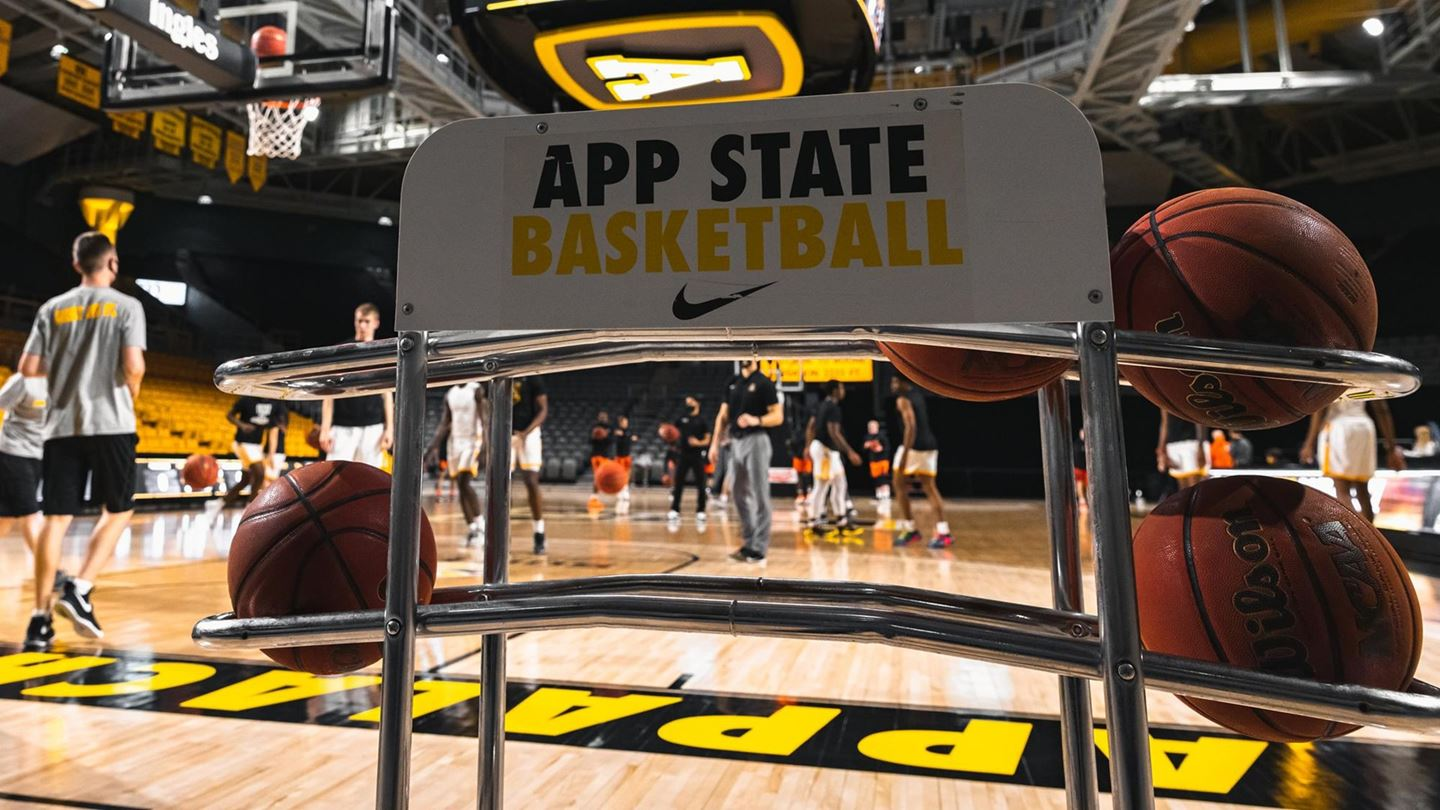 App State Men's basketball program pauses activities due to COVID-19 exposure