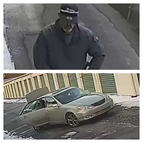 Crime Stoppers seeking information in mini storage breaking and entering