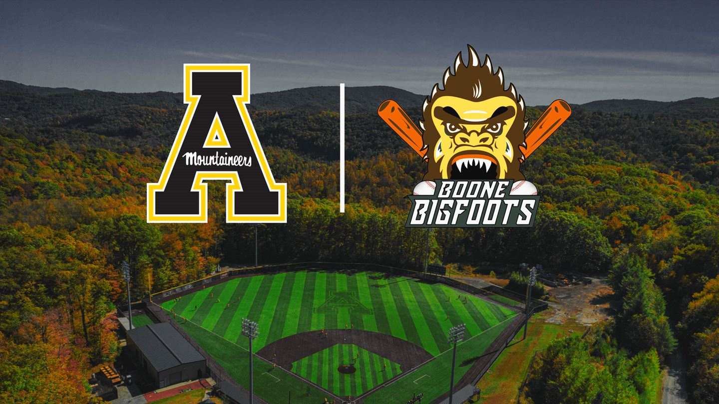 App State Partners With New Boone Bigfoots Baseball Club