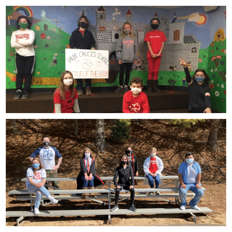 Valle Crucis, Parkway teams win Battle of the Books competition