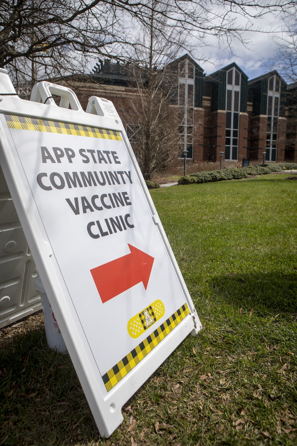 App State to hold community COVID-19 vaccine clinic April 15, 2021