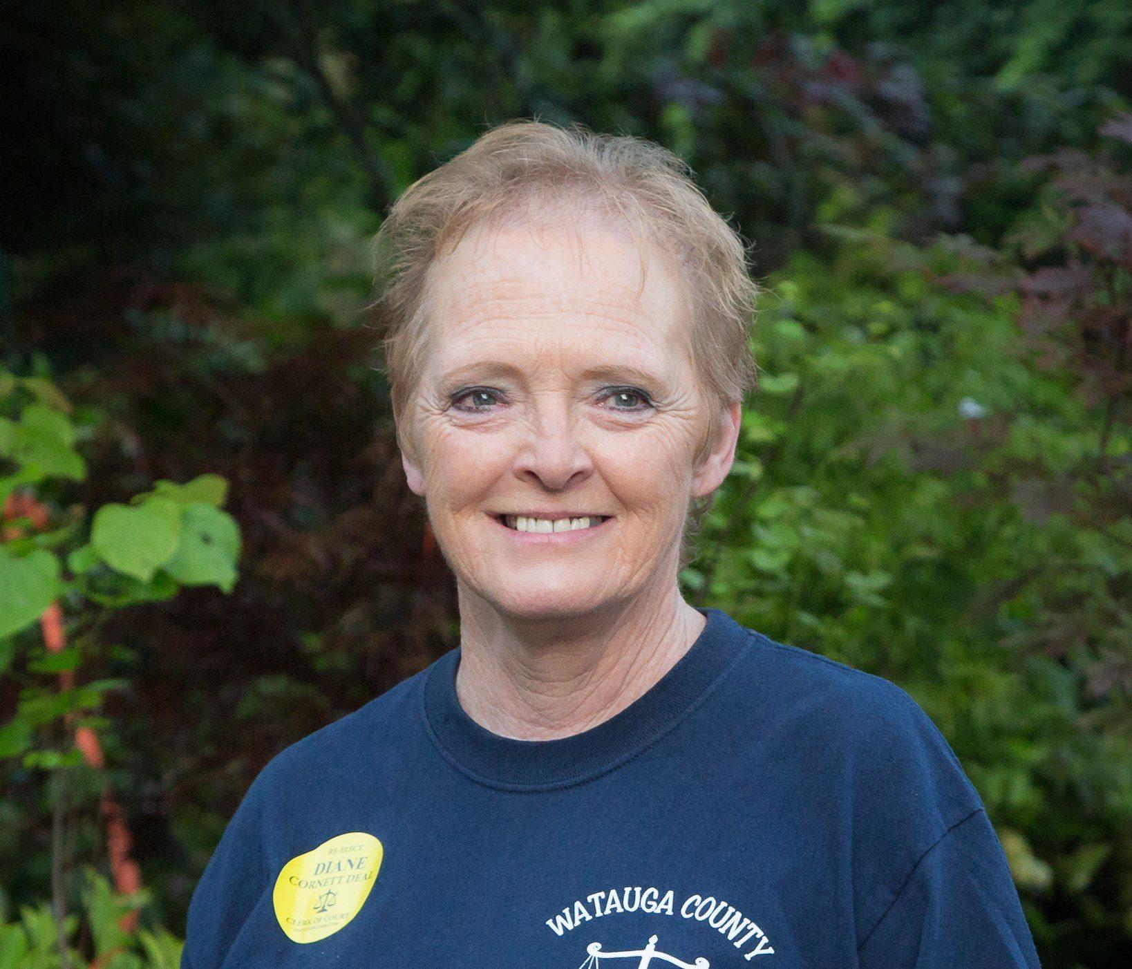Diane Cornett Deal announces retirement from Clerk of Superior Court