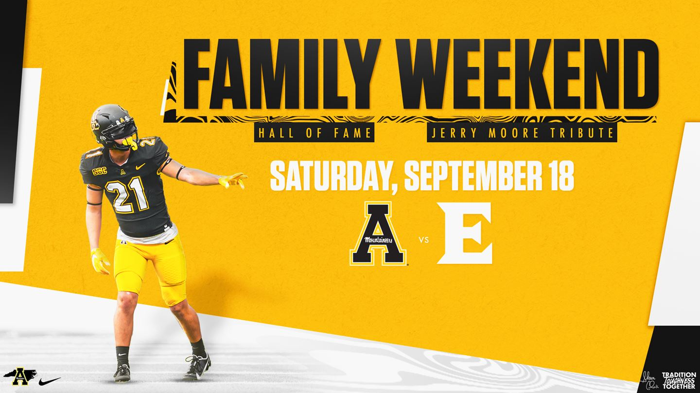Action-Packed Family Weekend for 2021 Football Home Opener