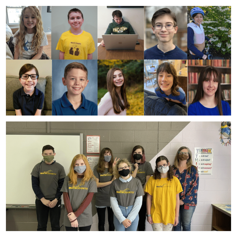 Watauga County Students Compete in Mathcounts competition
