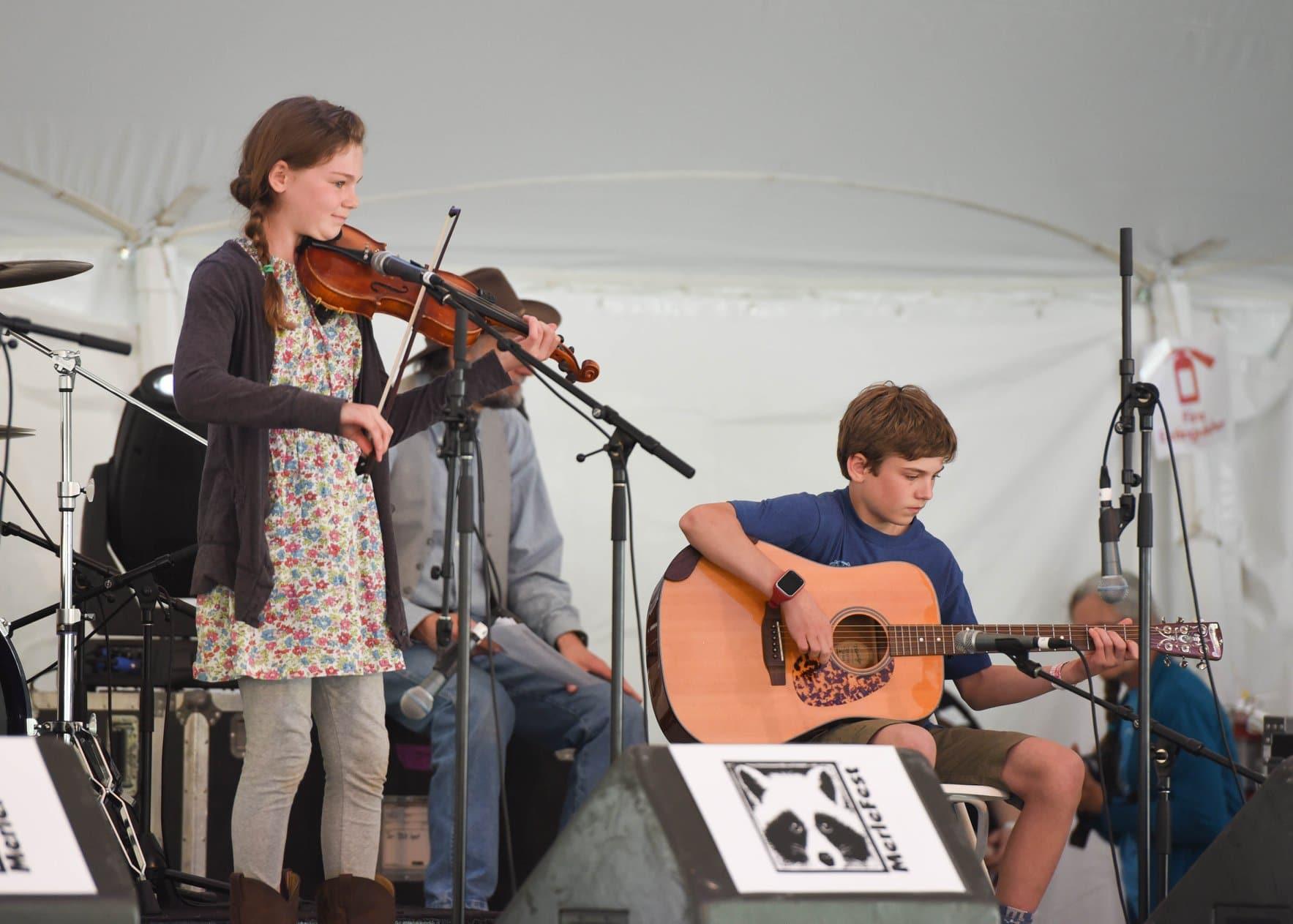 Boone JAM, local youth musicians awarded Wayne C. Henderson Scholarship