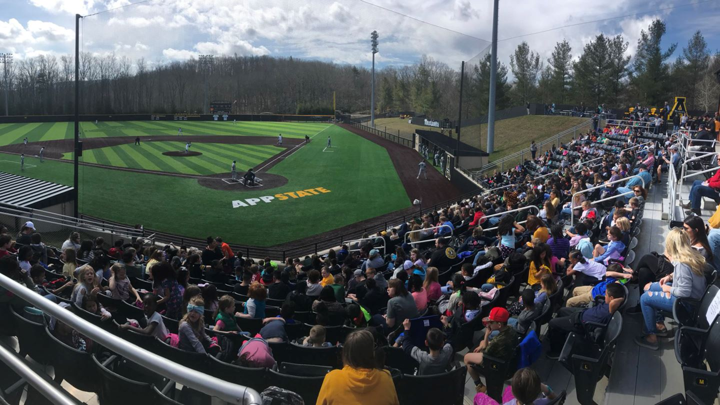 App State to Allow 100 Percent Capacity for Final Home Baseball Series