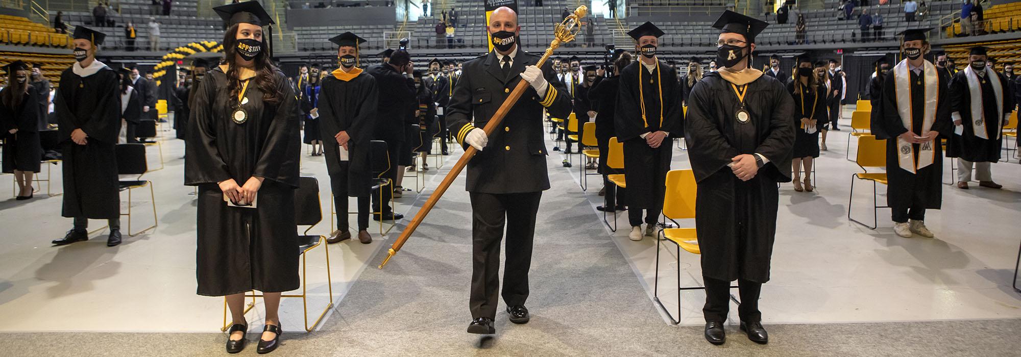 App State celebrates more than 3,600 Class of 2021 graduates