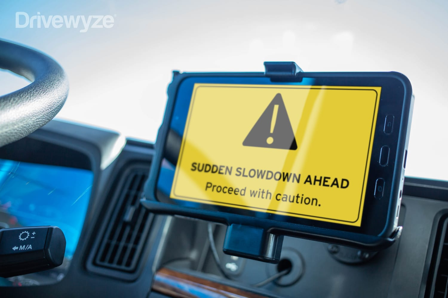 NCDOT Pilots New Commercial Trucking Alert System