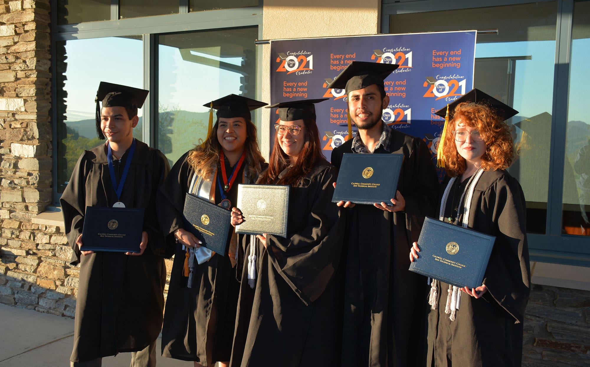 CCC&TI Celebrates the Class of 2021