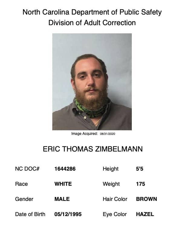 Crime Stoppers seeking Eric Zimbelmann & Crystal Moran