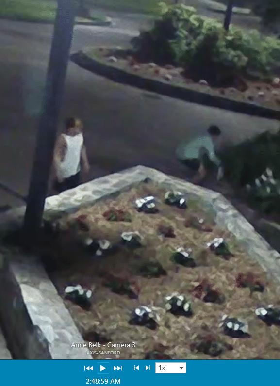 Crime Stoppers seeks information regarding destroyed property on App State campus