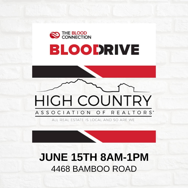 REALTORS host blood drive Tuesday June 15, 2021