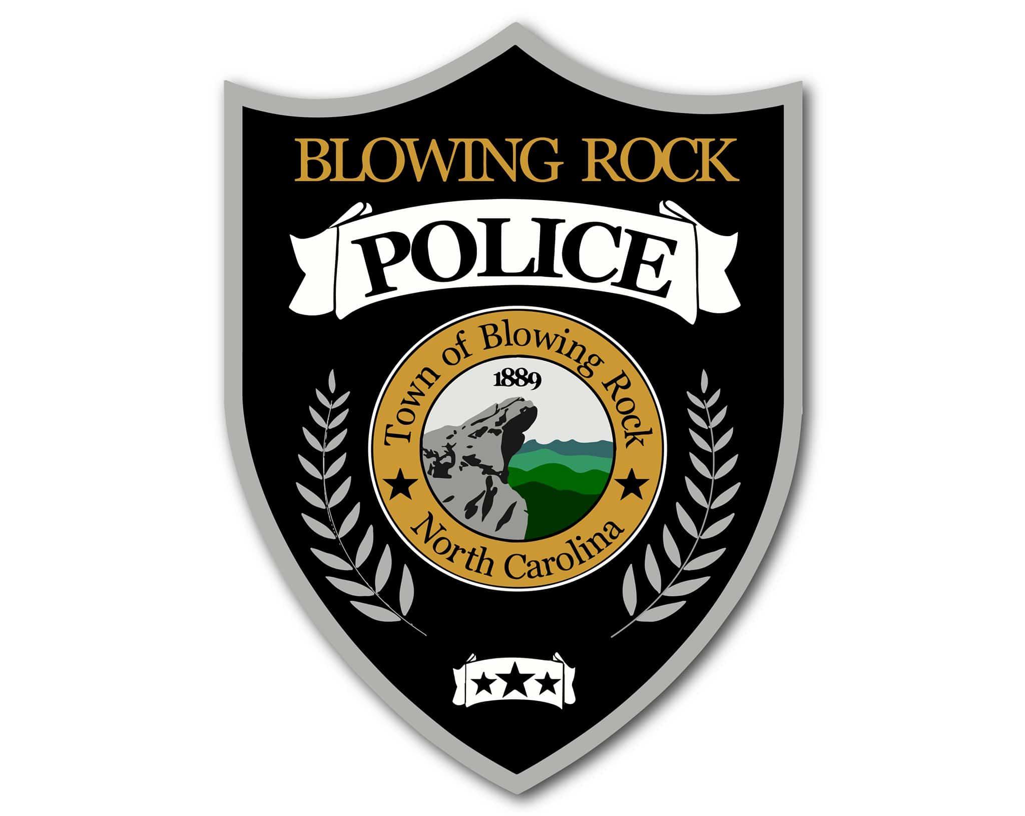 Town of Blowing Rock Police Department   Law Enforcement Memorial Dedication