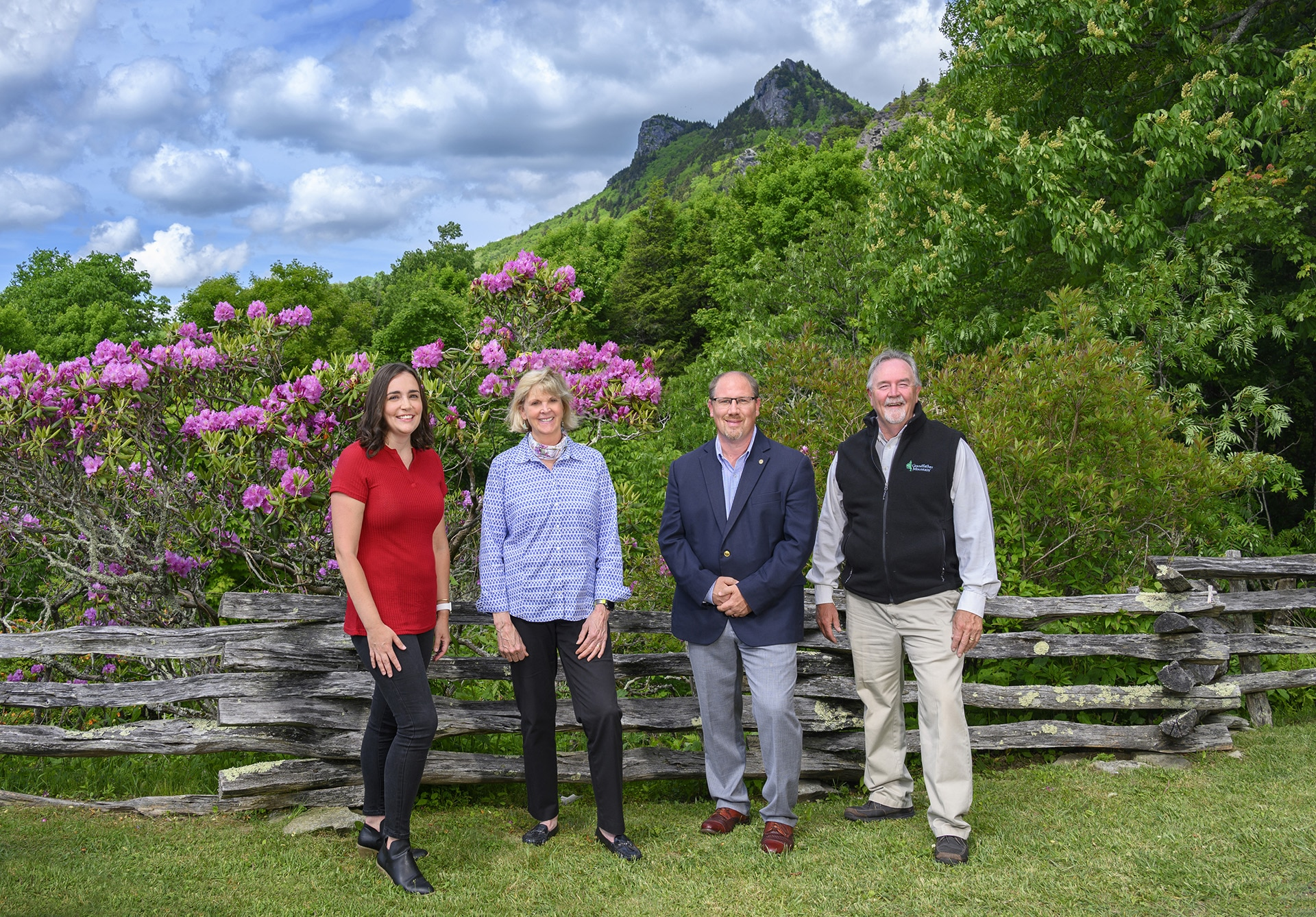 Grandfather Mountain welcomes new faces to its leadership team