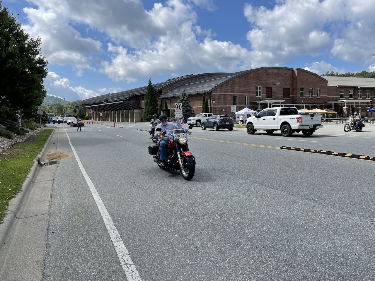 2021 William Mast Jr. Memorial Motorcycle Ride sights and sounds