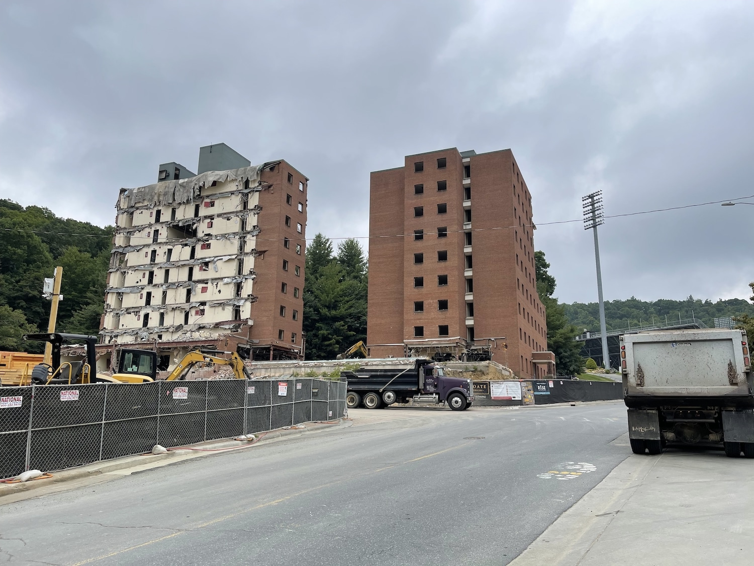 Sights and Sounds on App State campus - August 3, 2021