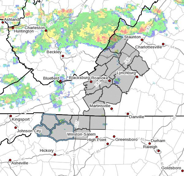 Flash Flood Watch for Watauga, Ashe, Wilkes for Tuesday & Wednesday - Aug 31 & Sept 1, 2021