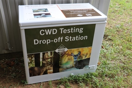 Increased Monitoring for Chronic Wasting Disease in Full Swing