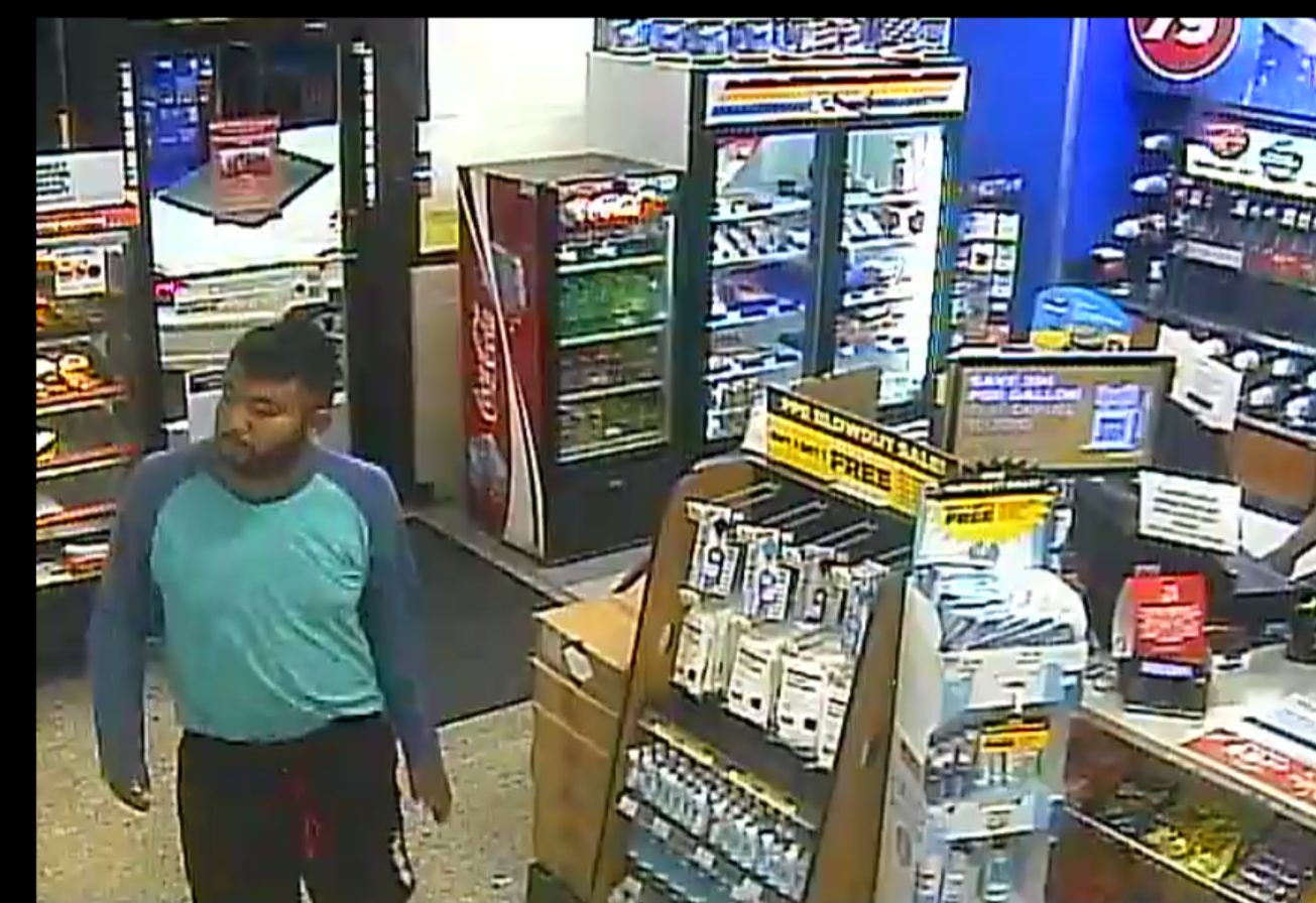 Crime Stoppers seeks information with larceny at a local Circle K