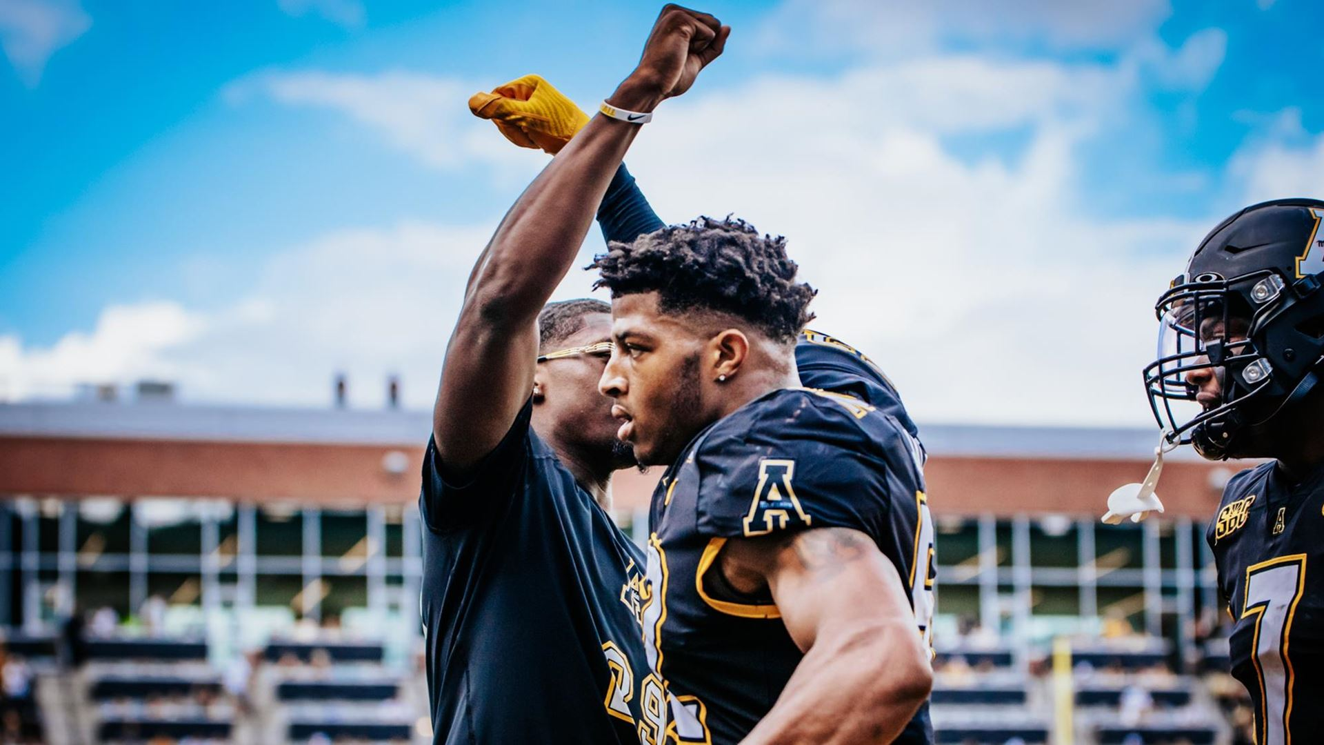 App State Handles Elon In Front of Sellout Crowd