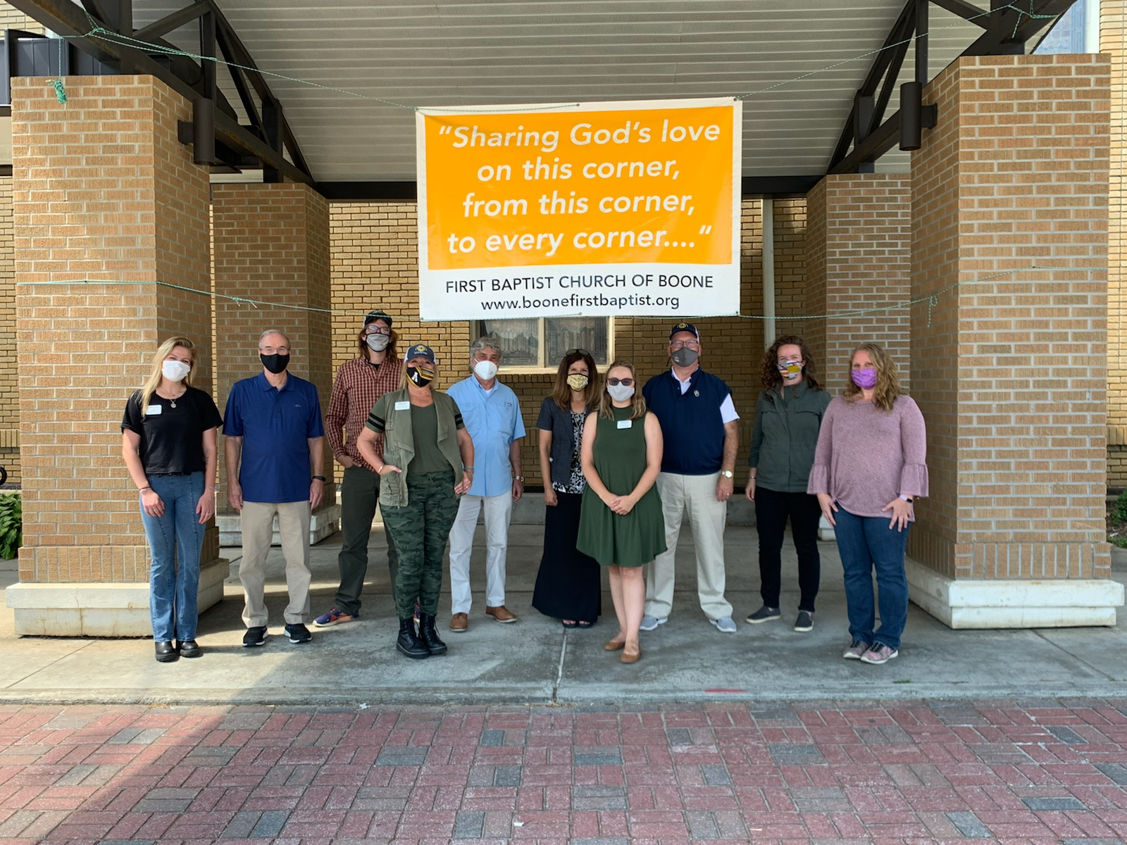 Hunger and Health Coalition and First Baptist Church of Boone Collaborate to Expand Food Assistance