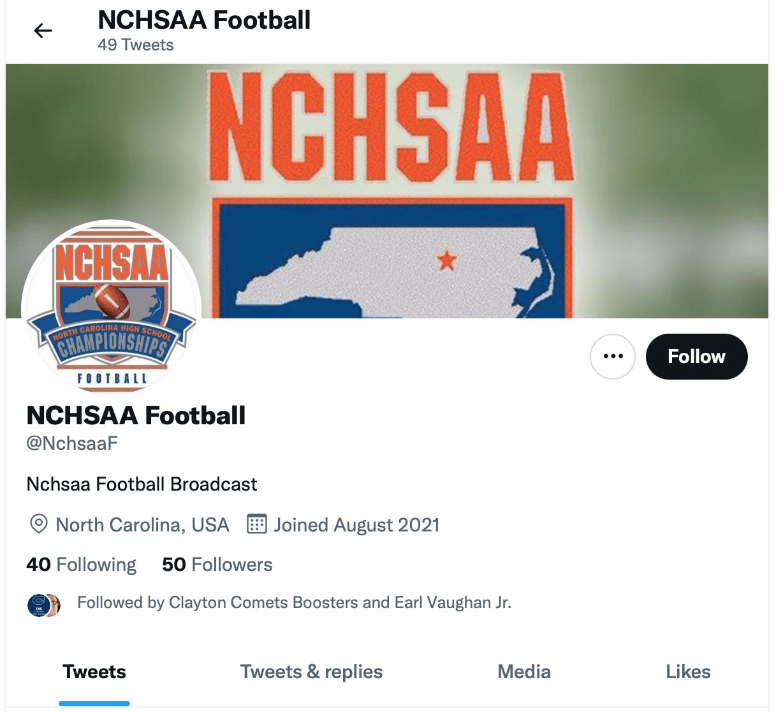 Avoid Fake Live Streams for North Carolina High School Sports