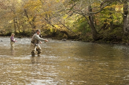 Veterans May Now Fish Mountain Heritage Trout Waters for Free