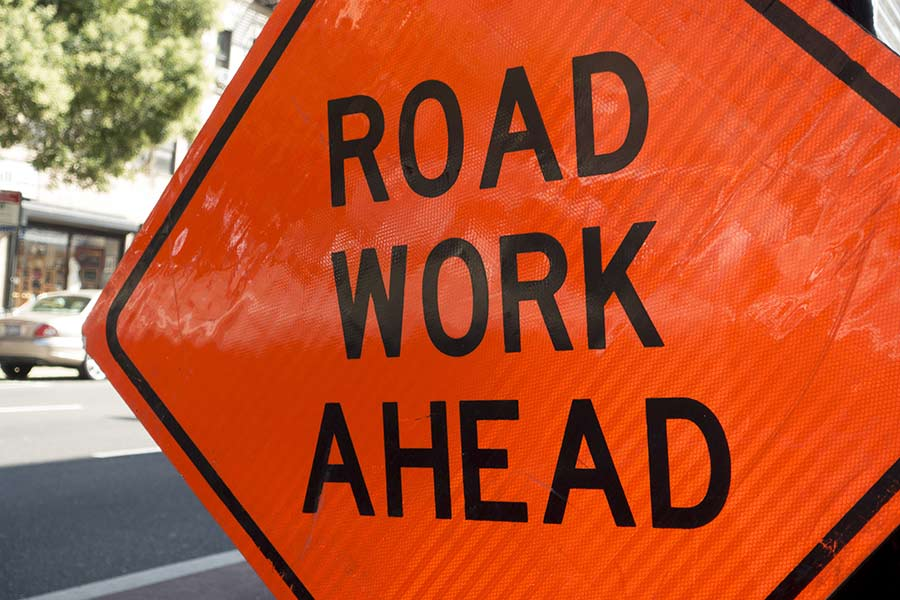 Four scheduled local projects to impact some travel routes this week