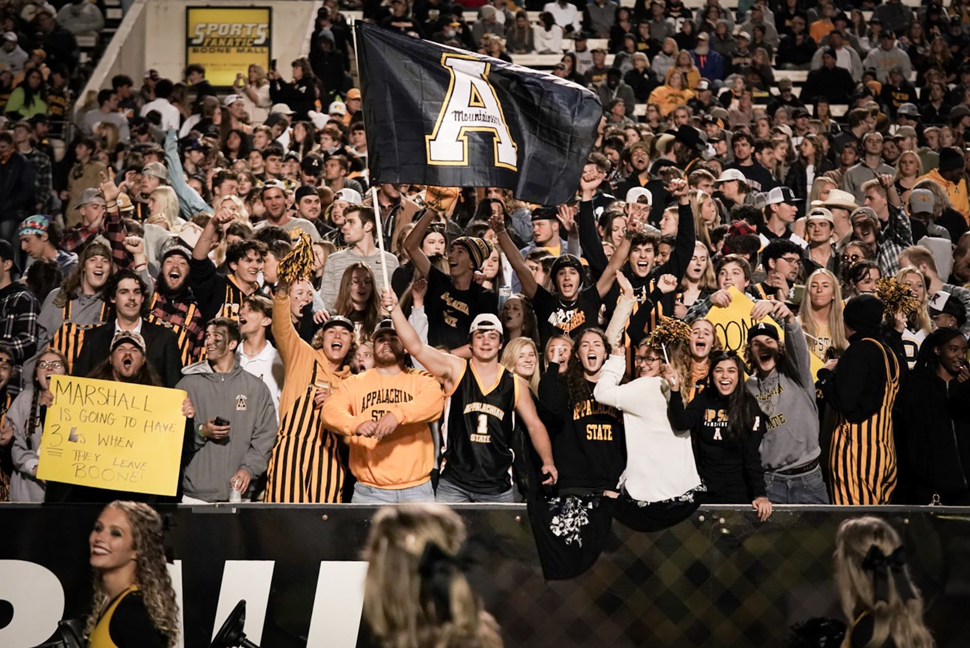 App State Announces Future Football Series with Toledo